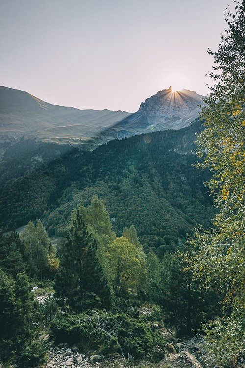 randonnee gavarnie lac pyrenees montagne france europe blog voyage photographie