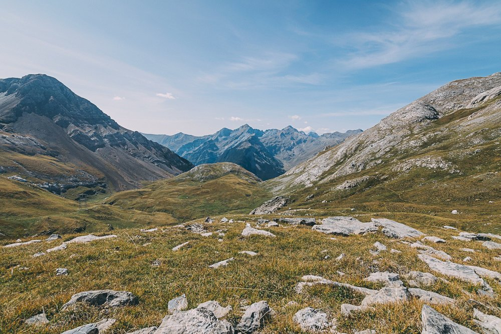 randonnee gavarnie lac pyrenees col des tentes espagne france europe blog voyage photographie