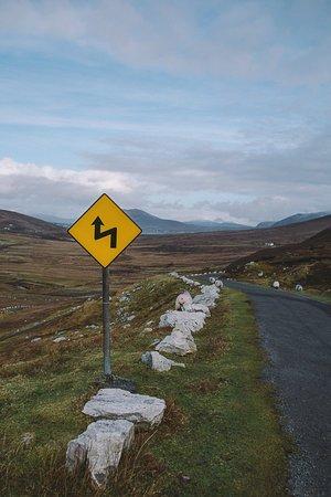 road trip irlande paysage
