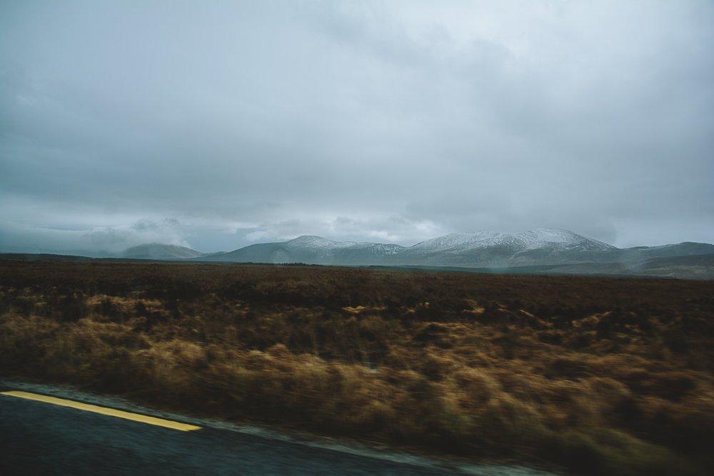 road trip irlande meteo