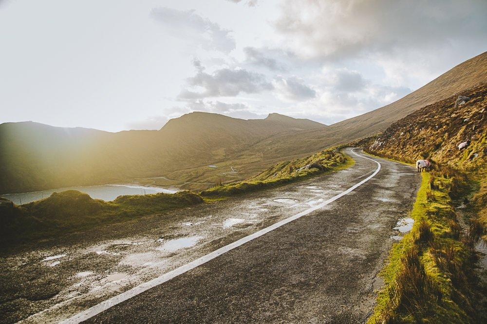 road trip irlande guesthouse
