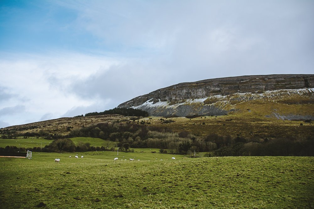 randonnee sligo knocknarea blog irlande