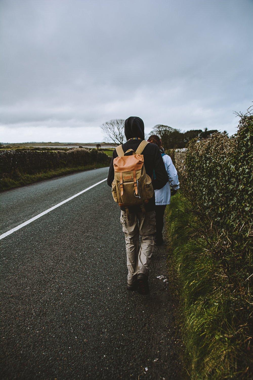 randonnee sligo knocknarea blog irlande