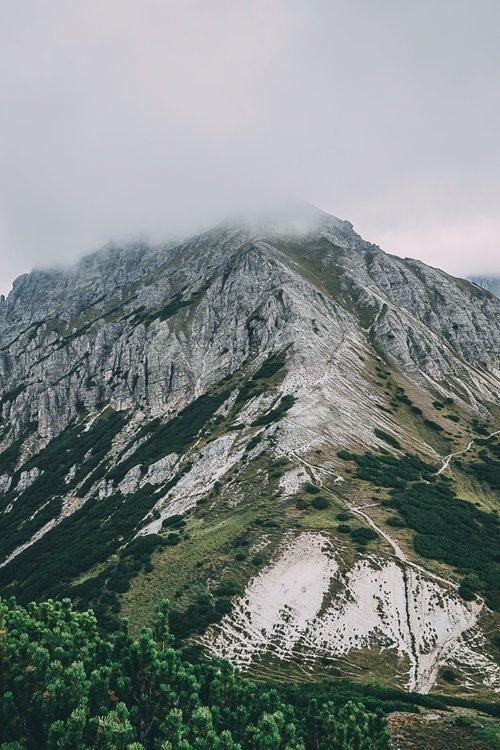 randonnee tyrol autriche sommet