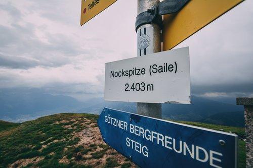 randonnee tyrol autriche altitude