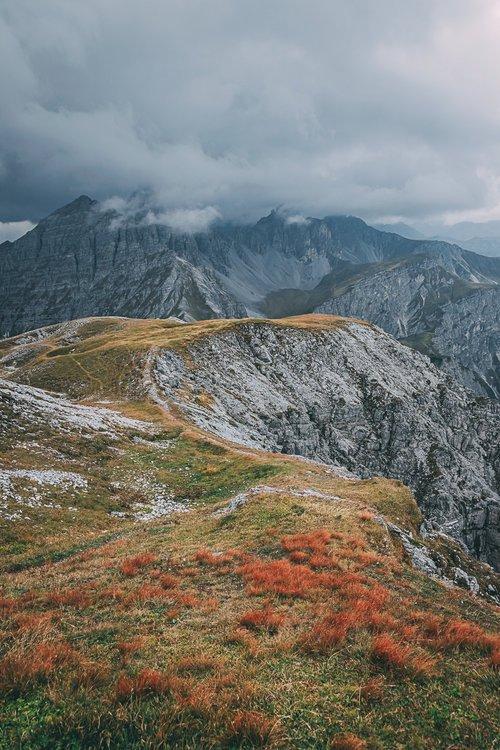 randonnee tyrol autriche paysage