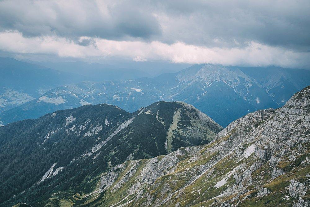 randonnee tyrol autriche panorama