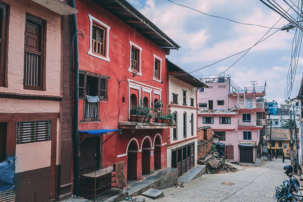 visiter Nepal itinéraire Tansen