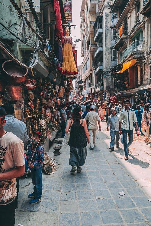 visiter nepal itineraire katmandou blog voyage photographie