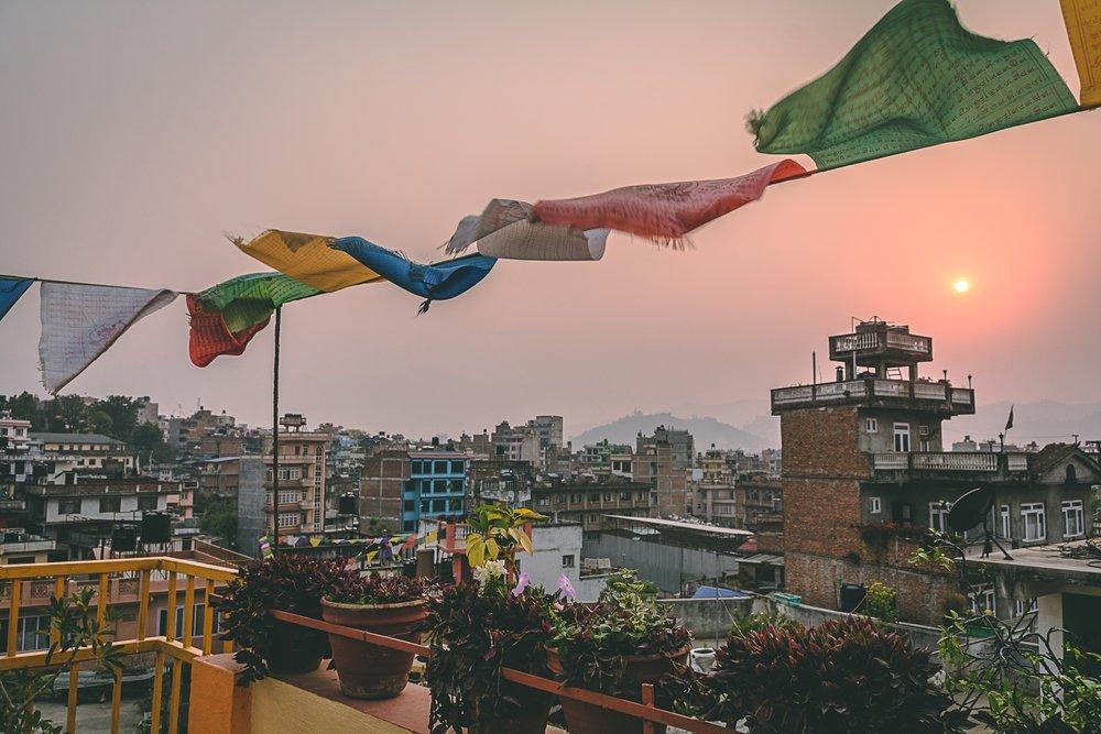 itineraire nepal blog nepal