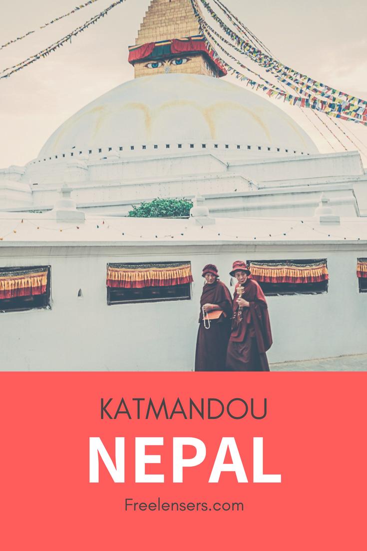 visiter katmandou nepal
