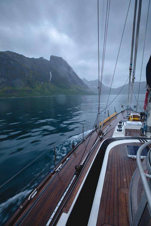 région des fjords