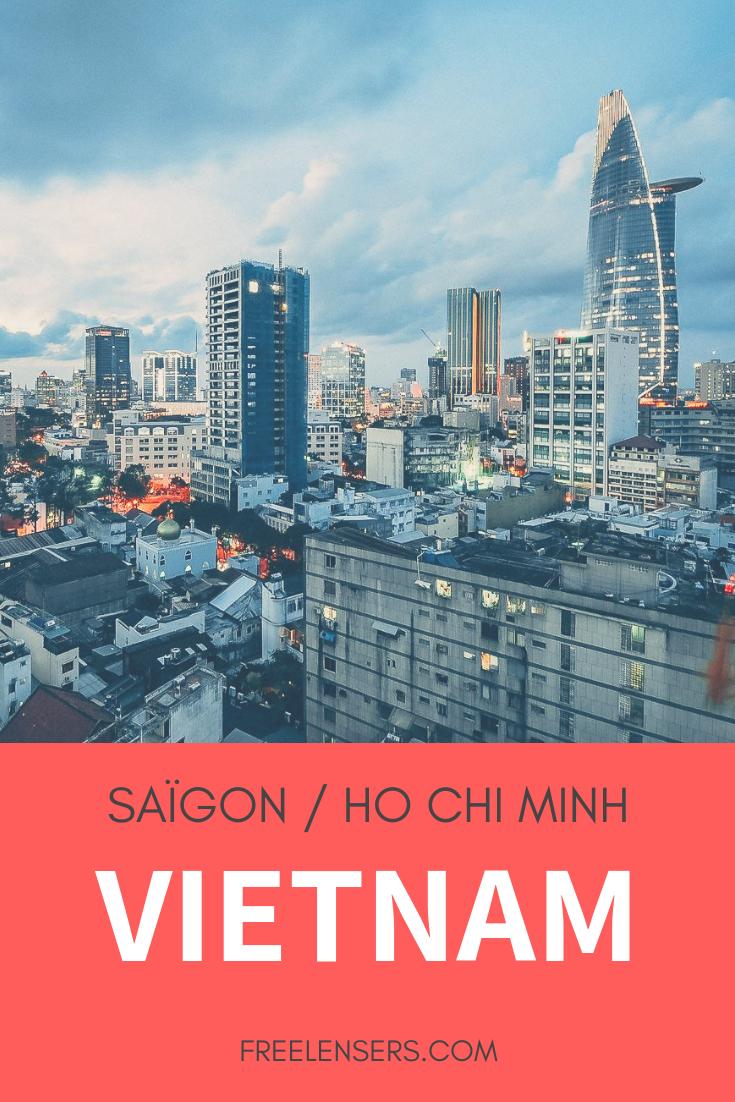 saigon vietnam