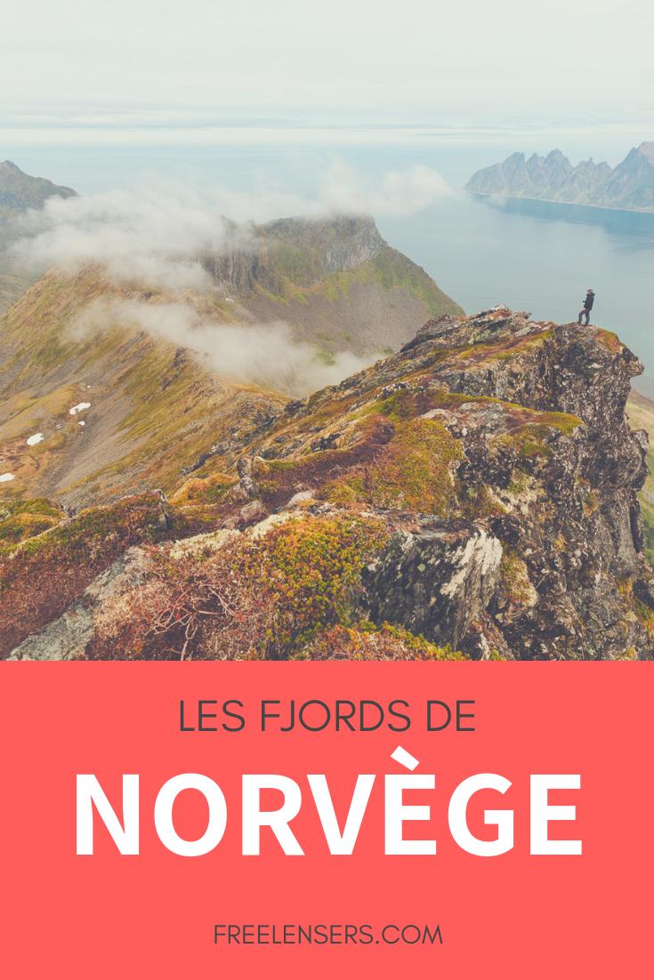 norvège des fjords