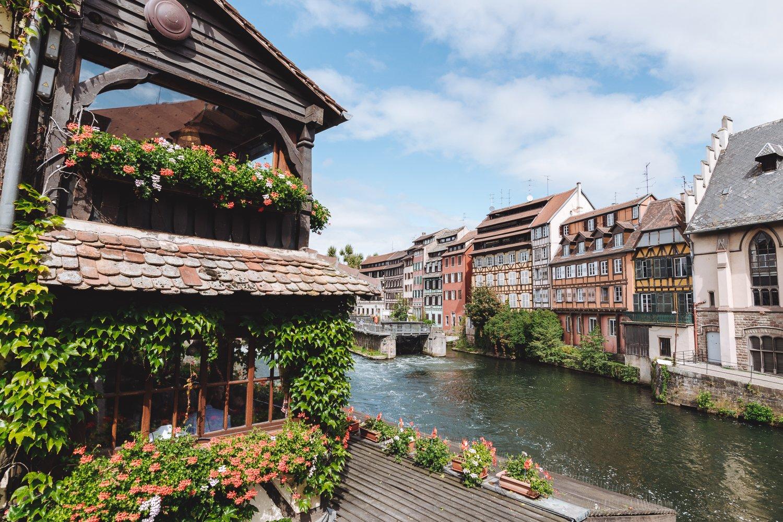 Visiter Strasbourg En 1 Jour Pied Blog Voyage Freelensers