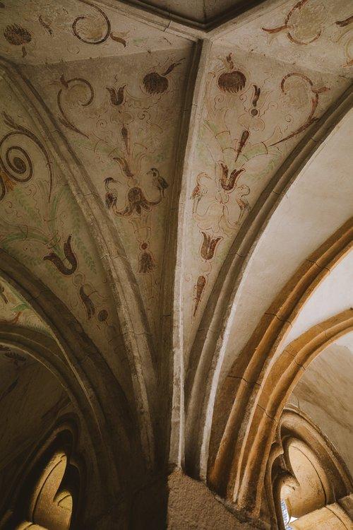 architecture du couvent franciscain