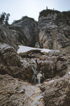 seb saute montagnes italiennes