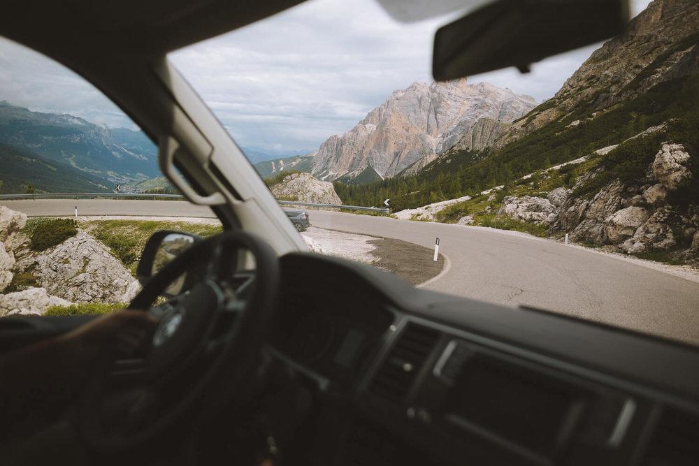belles routes europe