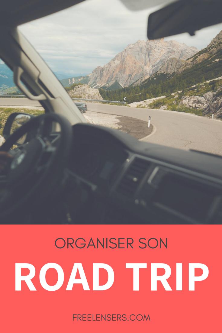 comment organiser son road trip ?