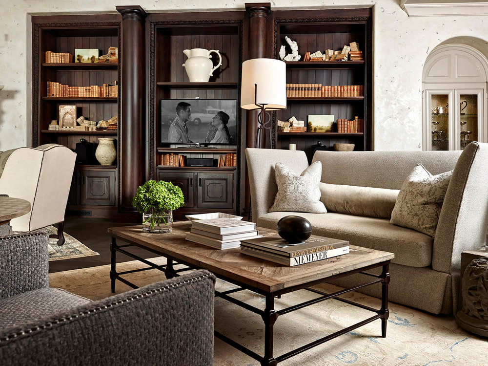Forest Hills Tuscan Transitional -