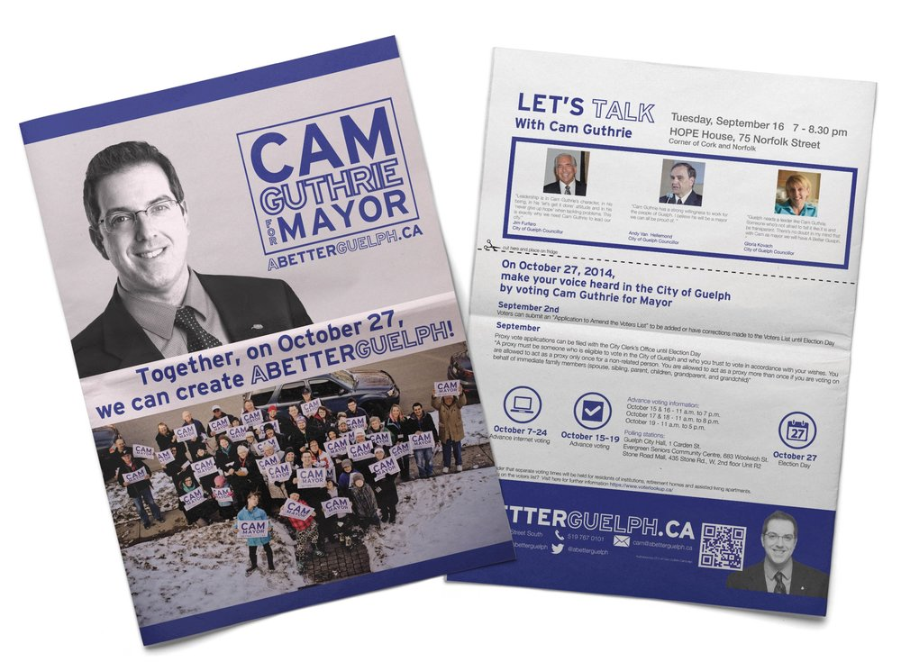 Cam Guthrie Campaign