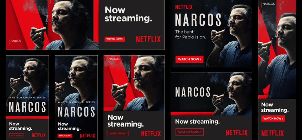 Netflix branding