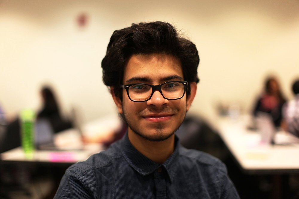 Shreyas Chaturvedi - Shreyas is skilled in the art of photography, film-making, writing and editing. He's been a part of several festivals in the DFW area and is passionate about and experienced in digital marketing.
