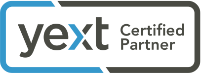 Young Disruptors Yext Certified Partner (local listings)