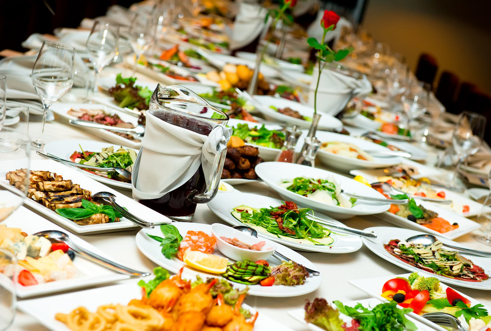 No compromise on quality of food or the presentation
