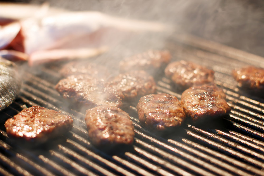 Grilling, your place or ours