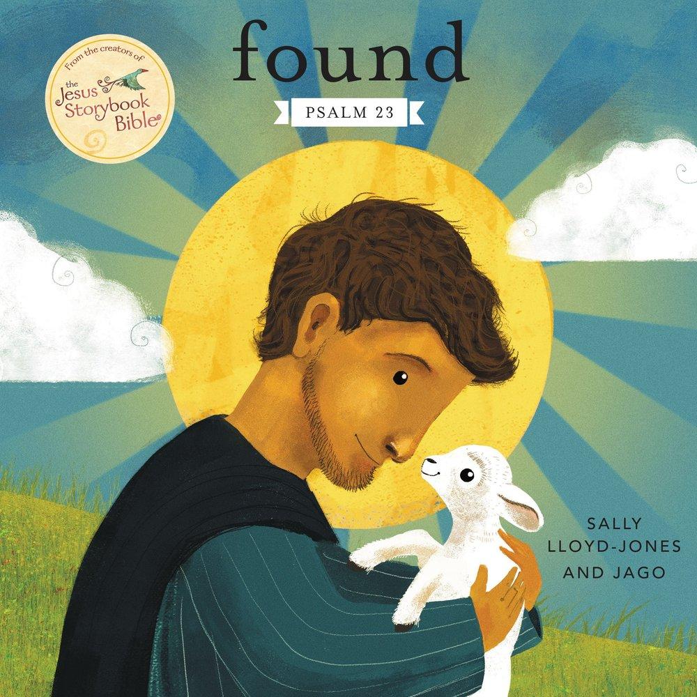 Found: Psalm 23    by Sally Lloyd-Jones    Buy on Amazon
