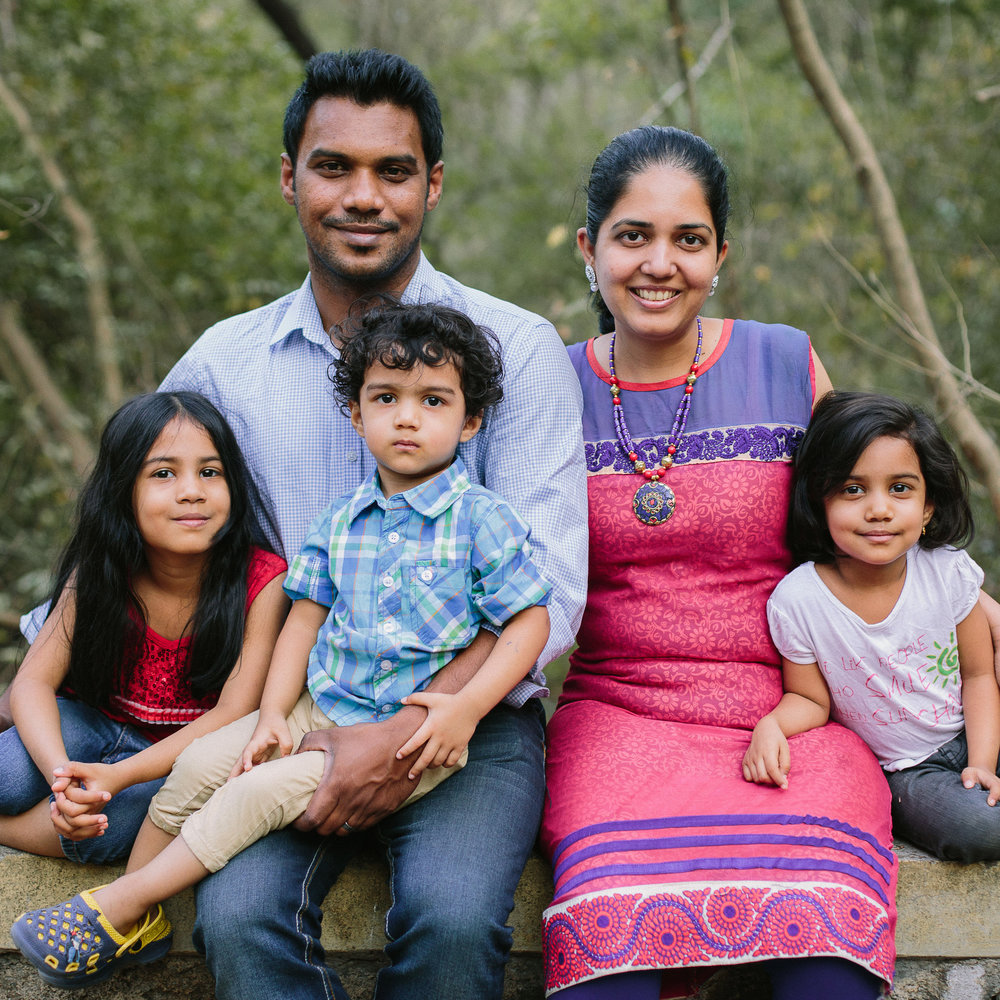 The Victor Family Serving in India Read missionary update