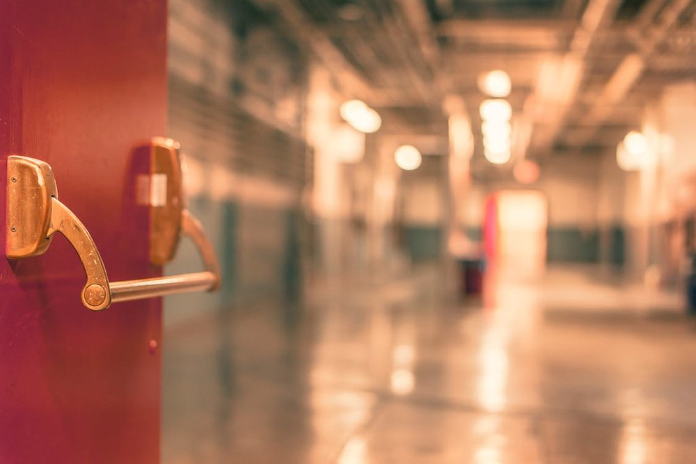 Facilities management issues - Environmental standards, capacity problems, portable classrooms, leaks/flooding, health standards.