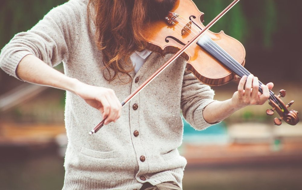 Support for arts education - Including band and strings.