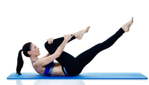 In 10 sessions you'll feel the difference, in 20 you'll see the difference and in 30 you'll have a whole new body -Joseph Pilates