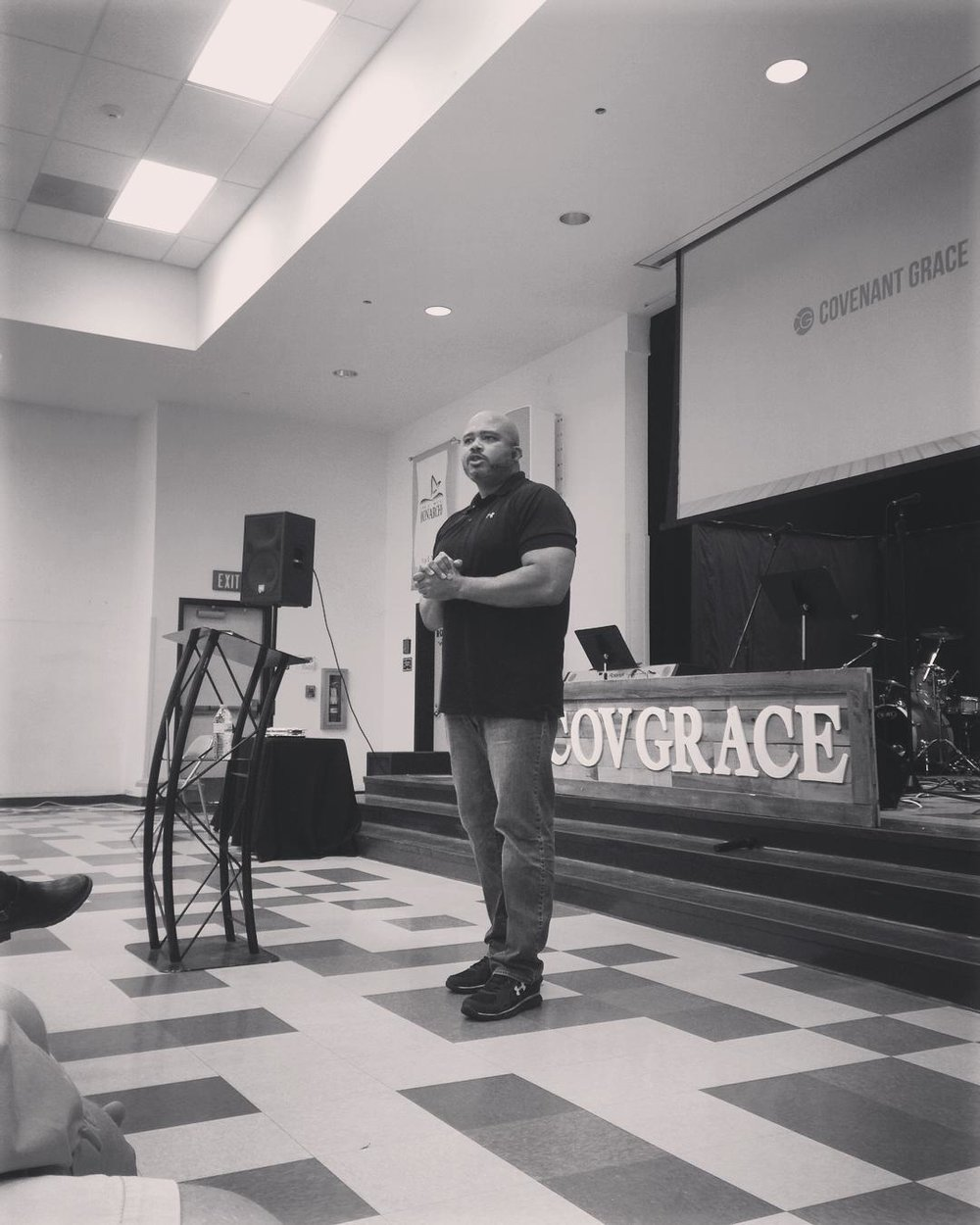 Sabo Cortez, Lead Pastor