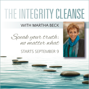 Martha Beck Integrity Cleanse