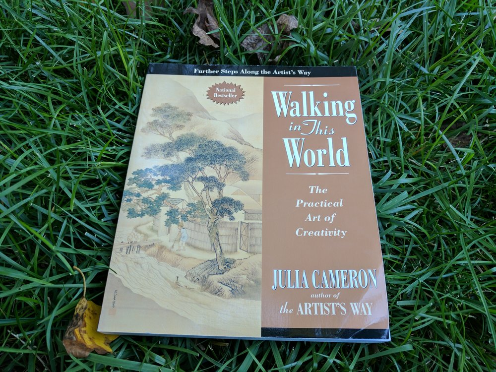 creativity spiritual journey Julia Cameron