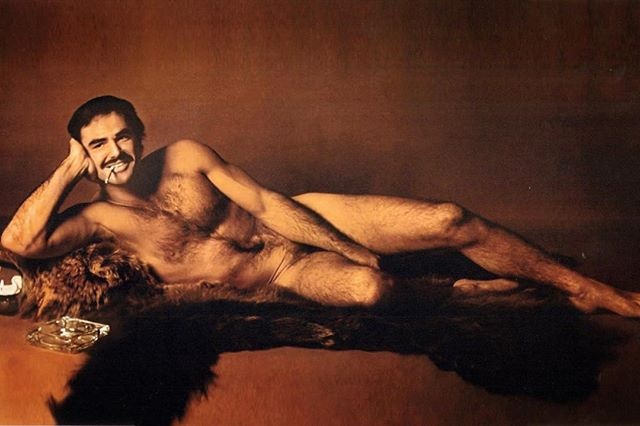 I've always had a thing for guys like this. See @brianmckim10. I'm sad. #BurtReynolds