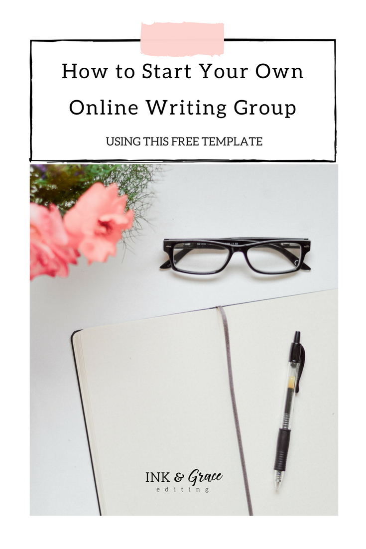 How to start your own writing group