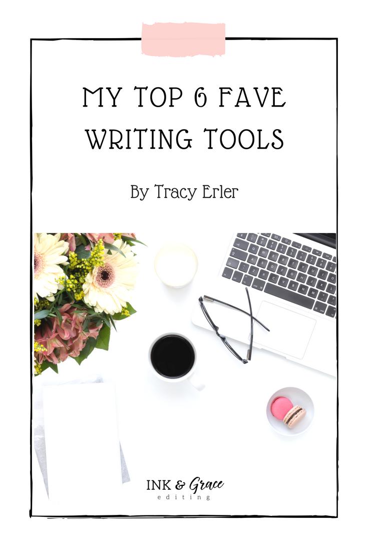 Favorite Writing Tools
