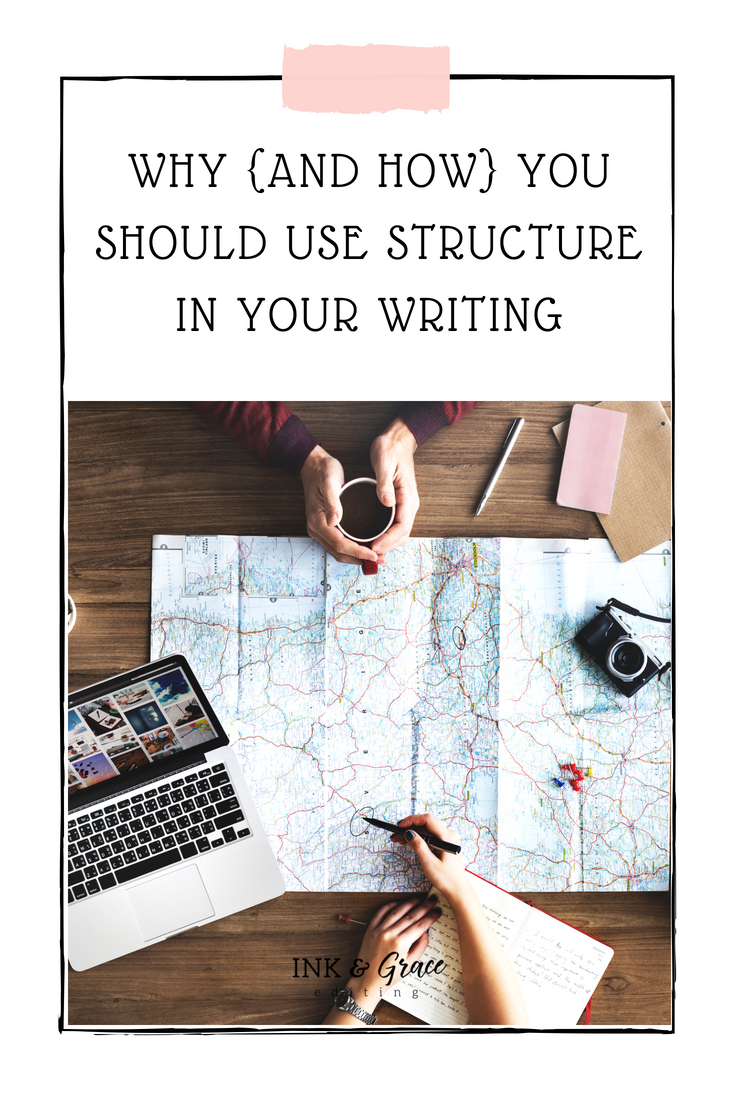 Why and How You Should Use Structure in Your Writing