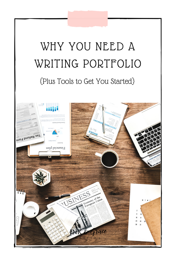 Why You Need a Writing Portfolio