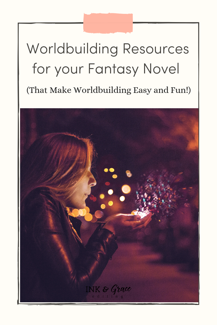 Worldbuilding Resources for your Fantasy Novel