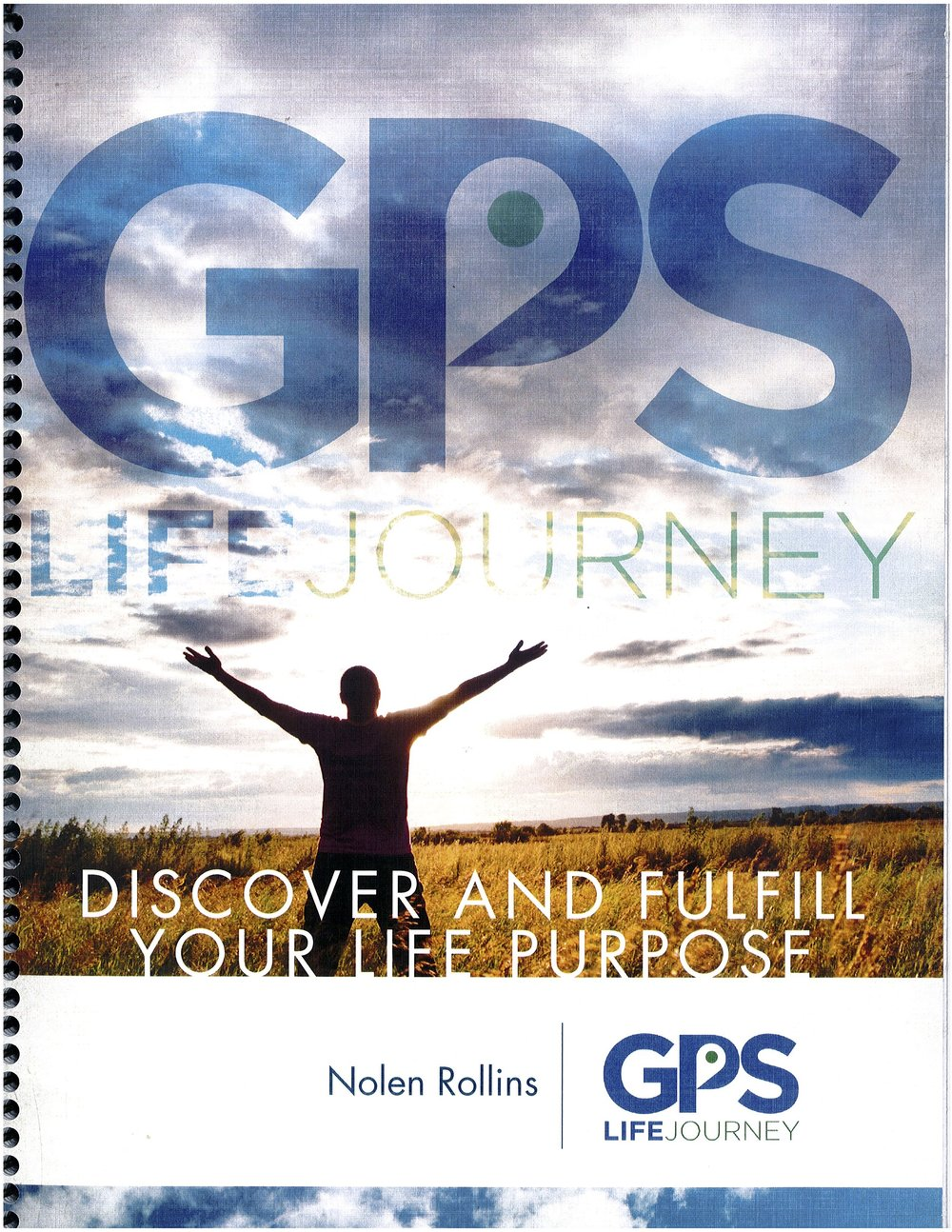 GPS Life Journey Workbook or Manual   Available from the church, the purchase price is $20.