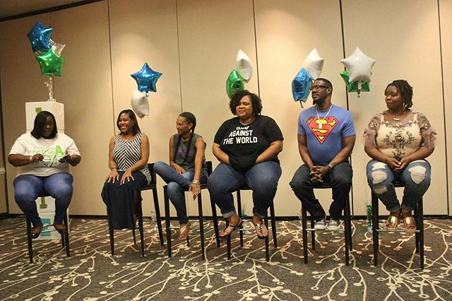 I'm no @sistahgirlsbookclub she's the real journalist but I so enjoyed hosting this panel discussion with @rlbookworm @jacinta.howard @author_trufiyah @authorbaileywest @keithwalkerbooks 😁😁 some of my favorite Authors, thanks for indulging me!!