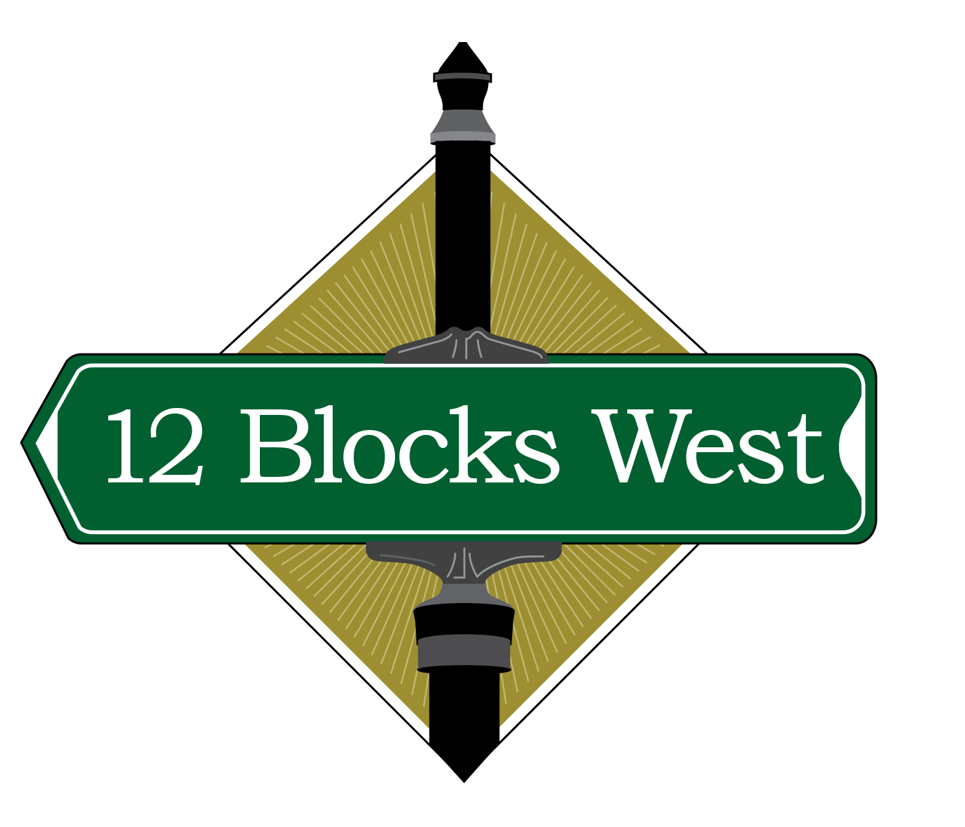12 Blocks West