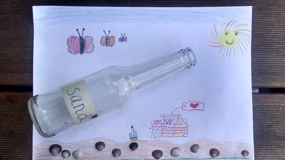 Bottle To Bring Back Memories