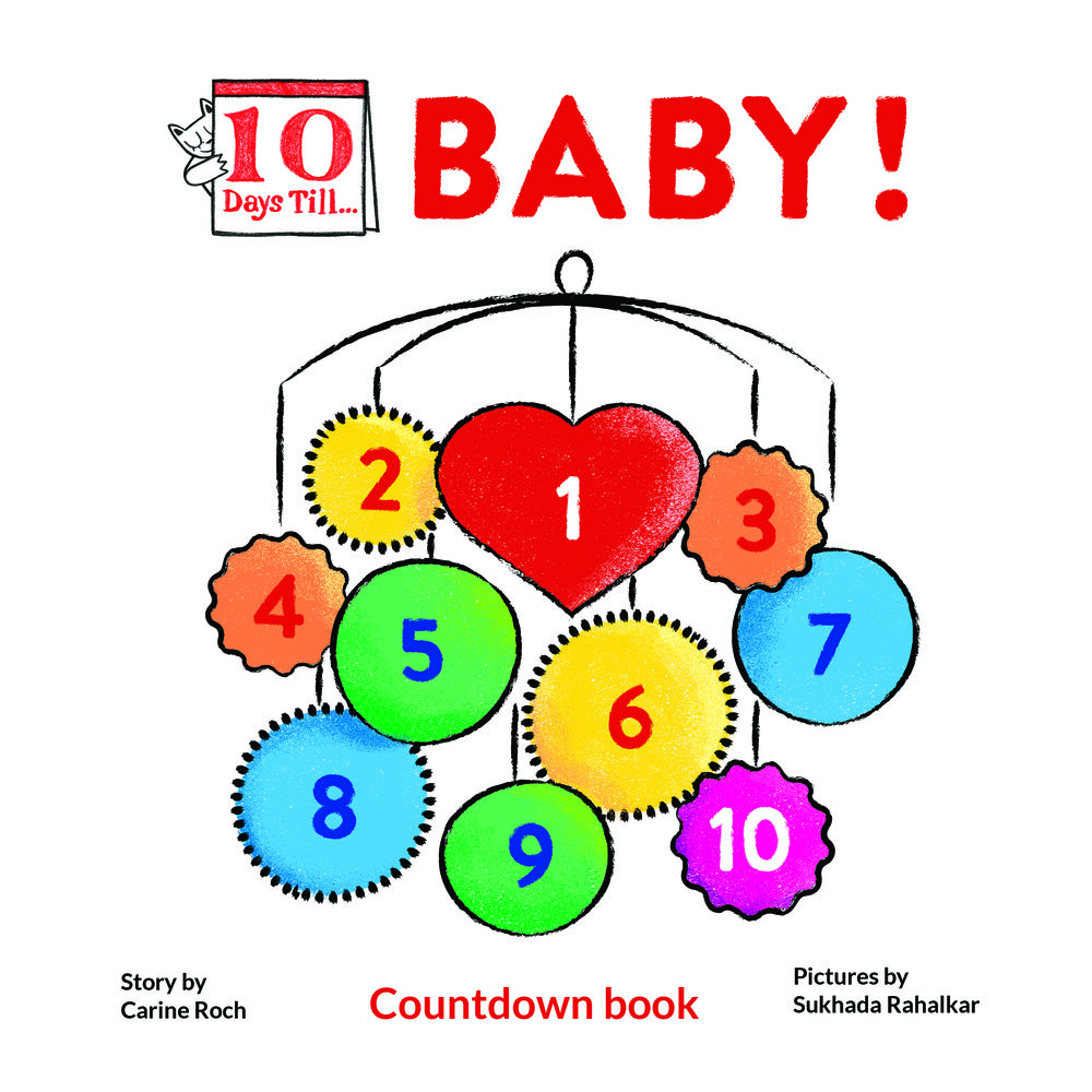 Ten Days Till Baby!