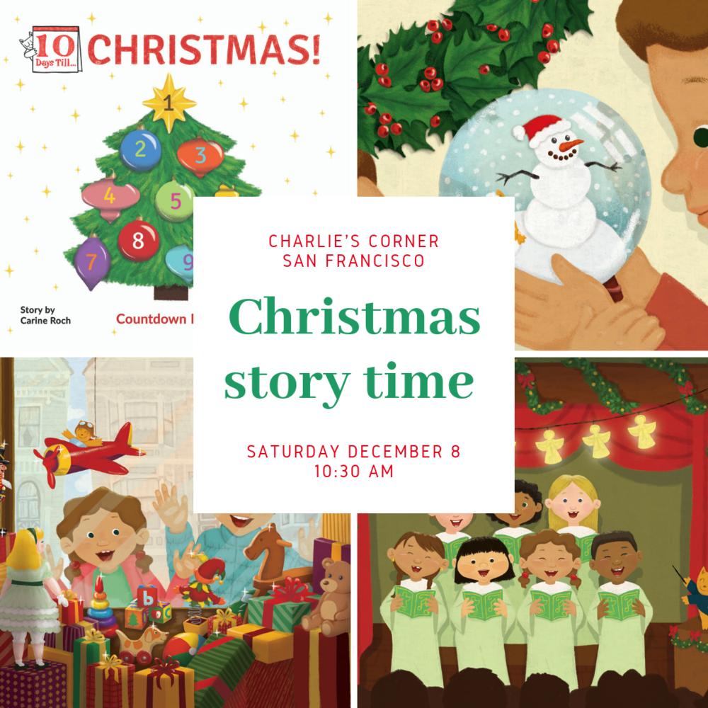 Ten Days Till Christmas!